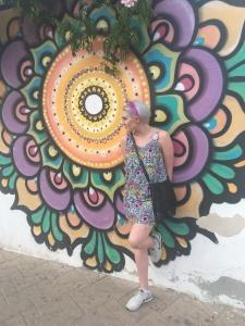 Street Art in San Antonio Bay Ibiza