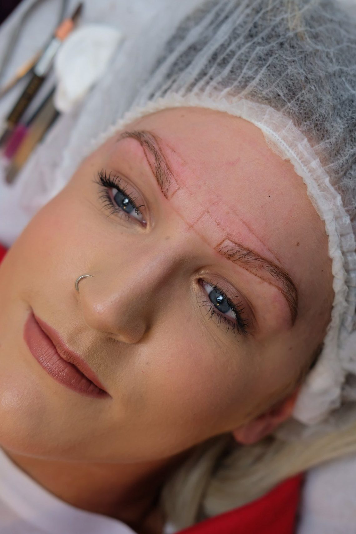 What Happened When I Got My Eyebrows Microbladed Snazzyyazi